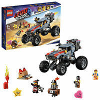 LEGO Movie 2 Emmet and Lucy's Escape Buggy! 70829 - NEW - FREE P&P!!