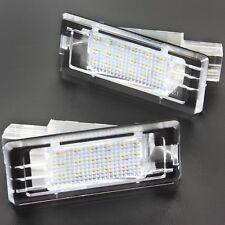 LED Kennzeichenbeleuchtung Renault Espace Fluence Master 2 Twingo II Modus 73504