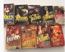 vivian stuart The Australians Books 1-9