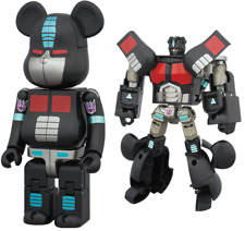Transformers Bearbrick Special Edition Nemesis Prime 200%