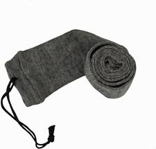 Rifle Sleeve Silicone Treated Sock Gun Shotgun Soft Rug Case Storage Pouch Bag