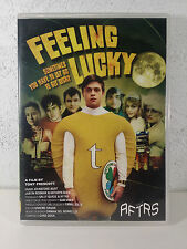 FEELING LUCKY - DVD - AUSTRALIAN STUDENT SHORT FILM - AFTRS - TONY PRESCOTT RARE