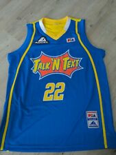 Acell Ritualo Tropang Texters PBA Philippine Basketball Talk N Text Jersey XL