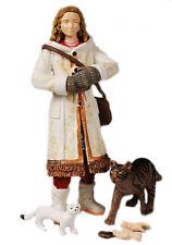 Golden Compass Lyra Belacqua Pantalaimon Ermine and Wildcat Action Figures PopCo
