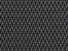 Abraham Moon 100% Lambswool  Fabric - Sloan square Charcoal