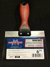 Marshalltown 6-in Taping Knife | Model: 4506D