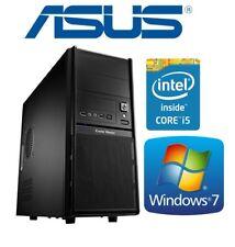 Neu PC Rechner Intel Core i5 3330 4x 3,2GHz 4GB DDR3 500GB Windows 7