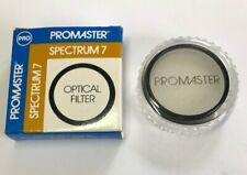 Promaster Spectrum 7 Optical UV 35mm Camera Filter 52mm Lens 4108