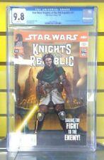 Star Wars Knights of the Old Republic #31 Dark Horse Comics 7/08 CGC 9.8