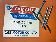 5pcs Yamaha TY50 '78 YA3 YL1 RD50 FS50 FS1 Screw Tail Lamp Lens Fitting Pan Head