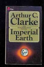 Arthur C. CLARKE - Imperial Earth, Pan 1980