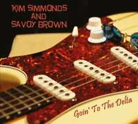 Savoy Brown/kim Simmonds - Goin' To The Delta NEW CD