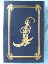 Thackeray William Makepeace VANITY FAIR  Easton Press 1st Edition First Printing
