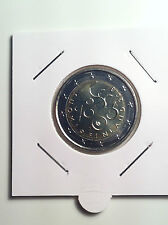 2 EURO FINLANDE 2013 PARLEMENT COMMEMORATIVE NEUVE