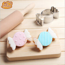 Candy Stainless Steel Cookie Biscuit Pastry Cake Decorating Mold Cutter Mould