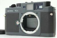 【EXC+5】 Voigtlander Bessa R2A Leica M Mount Rangefinder Film Camera from JAPAN