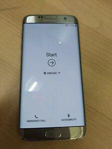 Samsung Galaxy S7 Edge  - GSM Unlocked - 32GB  - Smartphone PLEASE READ