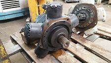 Staffa Radial Piston Hydraulic Motor Mod Hmco80z6040fc311pl233