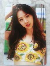 SISTAR Sweet & Sour DASOM Official Photo Card Photocard DA SOM
