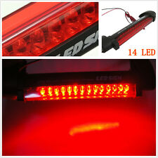 Red 14 LED Auto Car Rear Windscreen Third Brake Tail Lamp High Mount Stop Light