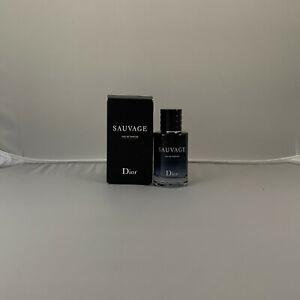 Dior Sauvage Cologne by Christian Dior - 2.0 / 2 oz / 60 ml EDP Spray Damage Box