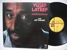 Yusef Lateef With Art Farmer  Autophysiopsychic CTI Records  CTI 7082 UK 1977