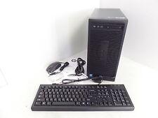 HP 280 G2 Pentium G4400 3.3GHz 4GB 500GB HDD W7P Microtower Desktop PC T6W20UT O