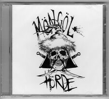 Mongol Horde - Mongol Horde CD (Frank Turner)