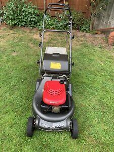 Petrol Lawnmower Honda HRD 535 rear roller petrol Mower Mulching Lawnmower