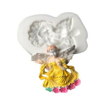 Fairy Fondant Mould Angel Silicone Mold Convenience Accessories Cake Decoration