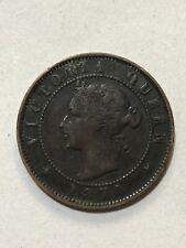 Canada Prince Edward Island 1 Cent 1871 Penny