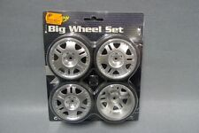 1:10 Big Wheel-Set On-R.04 Carson 900032  Reifen-Felgen-Set