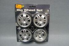 1:10 Big Wheel-Set On-R.04 Carson 900032  Reifen-Felgen-Set
