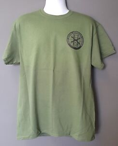 JSOC Joint Special Operations Command OD Green Short Sleeve Morale T-Shirt
