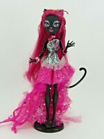 Monster High Catty Noir 13 Wishes Friday the 13th Doll Mattel - Free Shipping