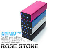 Powerocks Universal Extended Portable Power  Bank Battery Charger 6000mAh