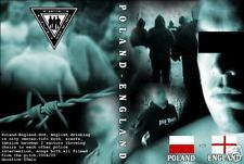 HOOLIGANS, dvd  POLAND-ENGLAND -NEW-