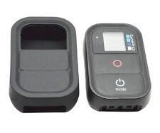 Silicone Case Cover For GoPro Remote Hero4 Hero3+ Hero3 Gopro Accessories Black