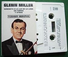 Glenn Miller Moonlight Serenade Original Version Spanish Cassette Tape - TESTED