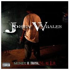 Money b Trayal Murder by Josey Whales CD Kansas City Indie Rap NEW Sealed