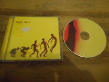 CD Pop Take That - Progress (10 Song) POLYDOR REC jc