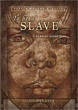 Puffin Modern Classics: To Be a Slave by Julius Lester (2005, Paperback)