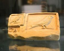 Altägyptisches Schwalbenrelief der Ptolemäerzeit