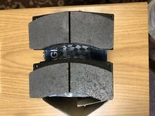 PAGID 1674 RS14 BRAKE PADS PORSCHE 996 997 GT3R