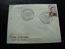 COTE D IVOIRE - enveloppe 1er jour 4/12/1959 (cy53)