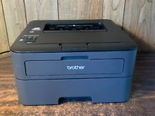 Brother HLL2340DW Wireless Laser Printer Full Toner 1265 Page Count