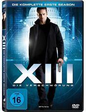 3 DVDs * XIII - Die Verschwörung - Season/Staffel 1 * NEU OVP