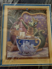 THE DRAGLINGS STORY AFTERNOON TEA RANDAL SPANGLER SIGNED 276/700 COO