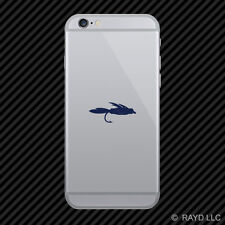 Alaska Fly Fishing Cell Phone Sticker Mobile AK fish lure tackle flies