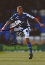 OLDHAM: LIAM KELLY SIGNED 6x4 ACTION PHOTO+COA